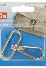 Prym Prym  - karabijnhaak 40 x 60mm zilver- 417 905