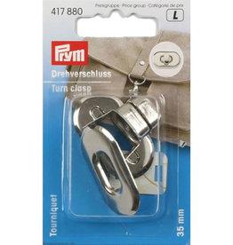 Prym Prym  - tassen tourniquet zilver - 417 880