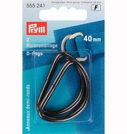 Prym D-ringen - 40mm - 555 241