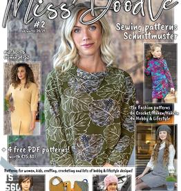 Miss Doodle Miss Doodle magazine - editie nummer 2