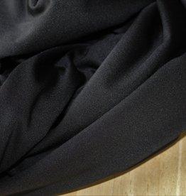 Nooteboom COUPON Lycra sport zwart 150x150cm