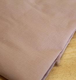 COUPON Katoen batist oudroze 70x140cm