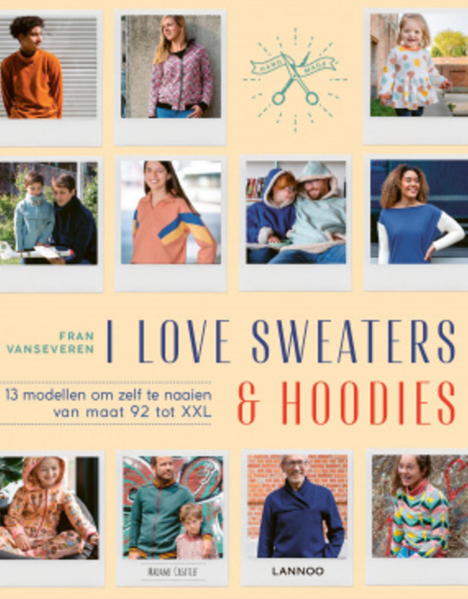 Lannoo I Love Sweaters & Hoodies