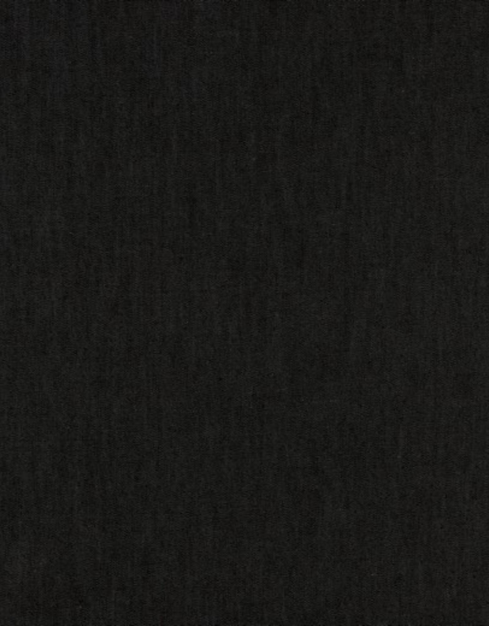 Chambray denim black