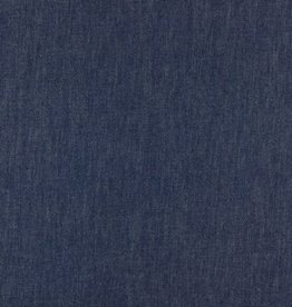 Chambray denim blue