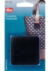 Prym Prym  - Fixeerpatches voor tasgrepen zwart - 615 750