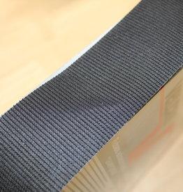 Klittenband naaibare velcro PADDENSTOEL 50mm zwart