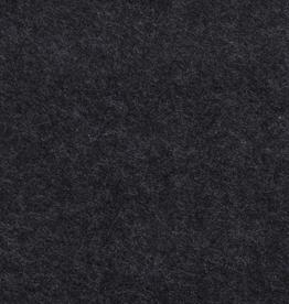 Vilt 1mm donkerste grijs per vel 20x30cm