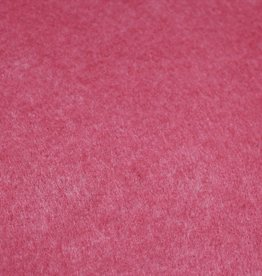 Vilt 1mm rose mélange per vel 20x30cm