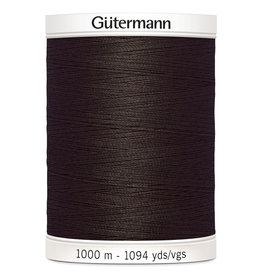 Gütermann Alles naaigaren Gütermann 1000m 696 donkerbruin