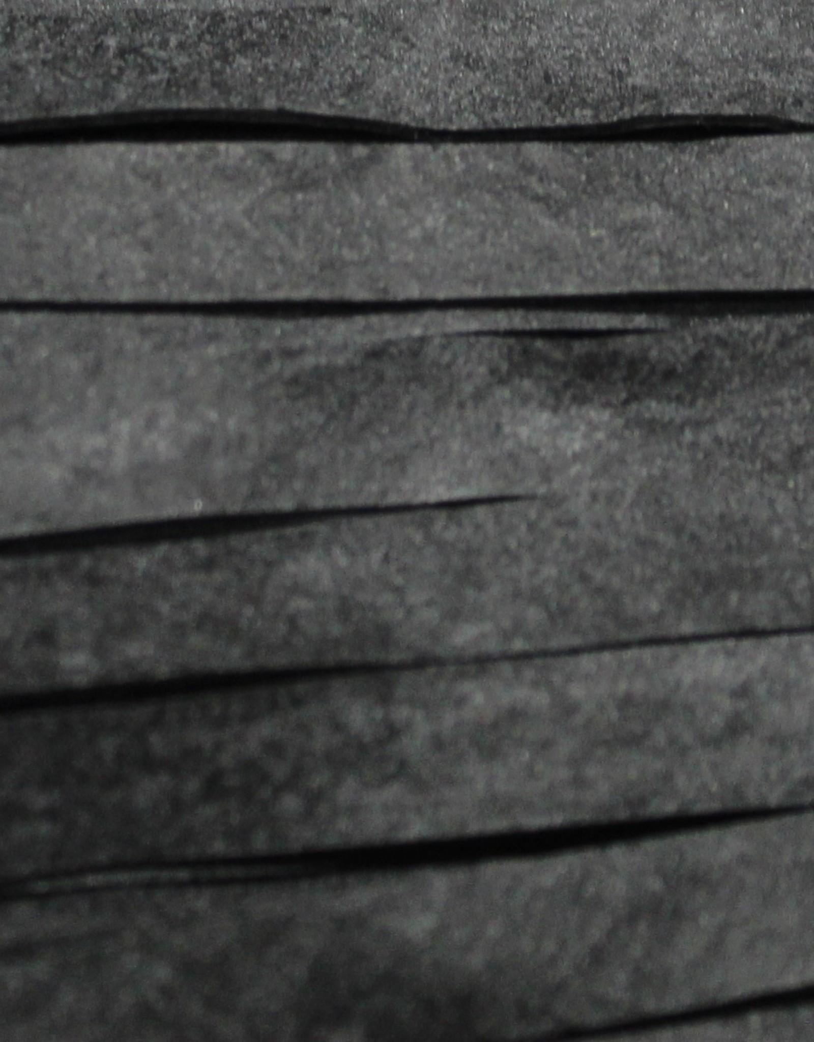 Badpak elastiek 6mm zwart