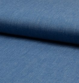 COUPON Chambray Blue 105x145cm