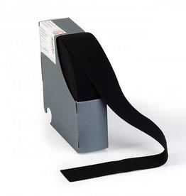 Prym Prym - Taille elastiek uni zwart 38mm - 957 408