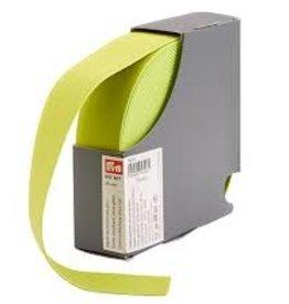 Prym Prym - Taille elastiek uni lime 38mm - 957 407