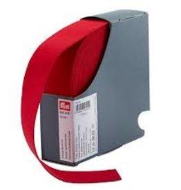 Prym Prym - Taille elastiek uni rood 38mm - 957 410