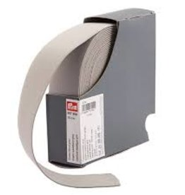 Prym Prym - Taille elastiek uni grijs 38mm - 957 404
