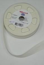 Fillawant Biais polykatoen 20mm op rol col 1 ecru