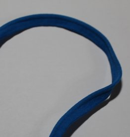 Paspel elastisch zomerlucht blauw col.7126