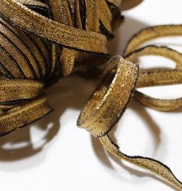 Paspel glitter antiek goud