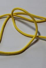 Anorak touw 3mm geel