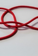 Anorak touw 3mm rood