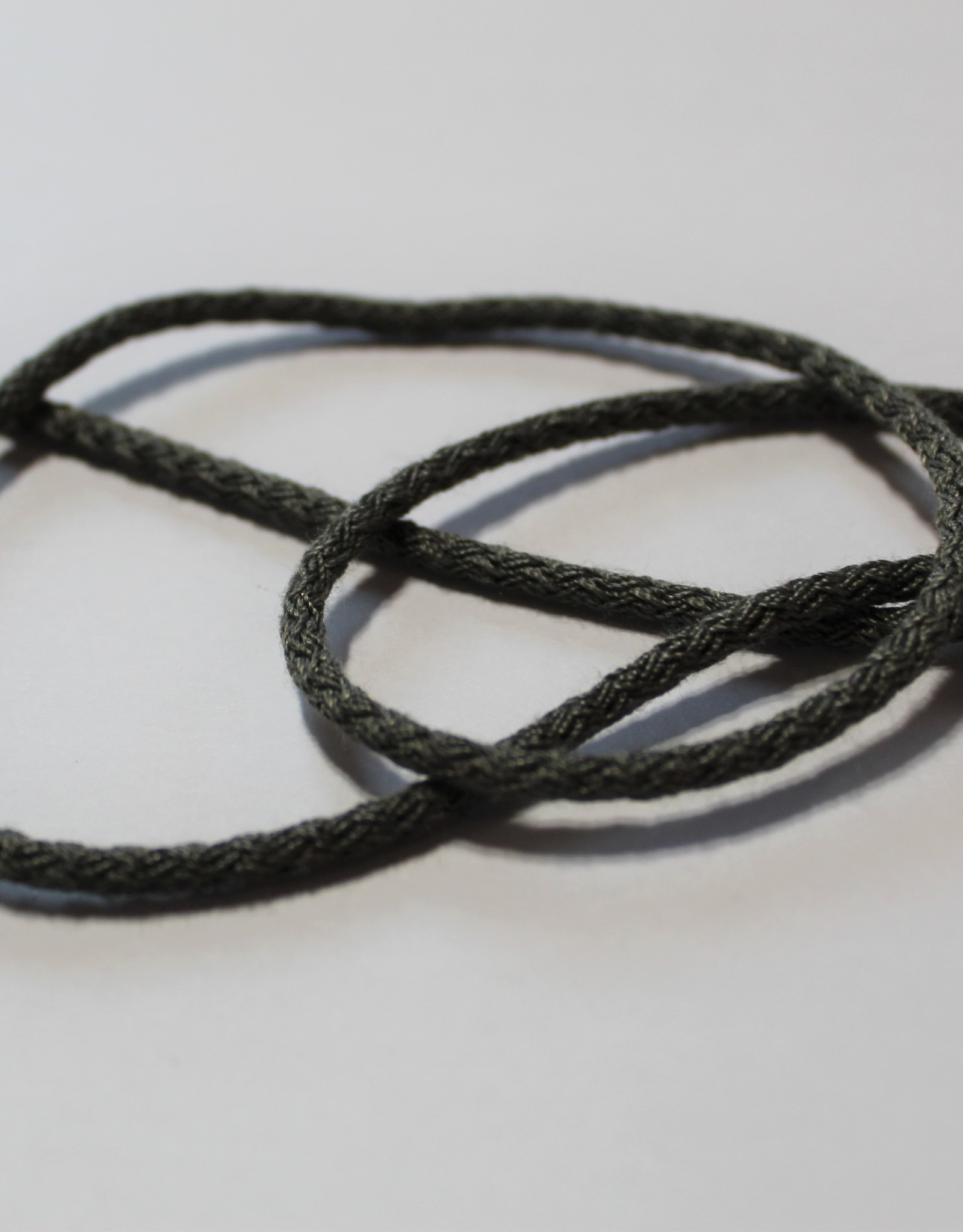 Anorak touw 3mm kaki