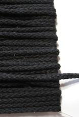 Anorakkoord 5mm zwart col.990