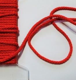 Anorakkoord 5mm rood col.550