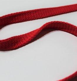 Veter gebreid plat 12mm rood
