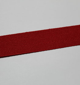 Keperband 30mm rood col.722
