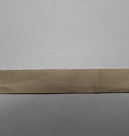 Keperband katoen 20mm beige col.886