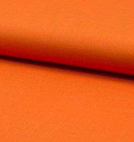 Uni katoen oranje