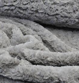 Pels imitaat grijs