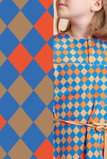 About Blue Fabrics HEY HARLEQUIN - About Blue