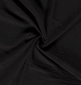 Nooteboom Cupro soft velvet touch zwart