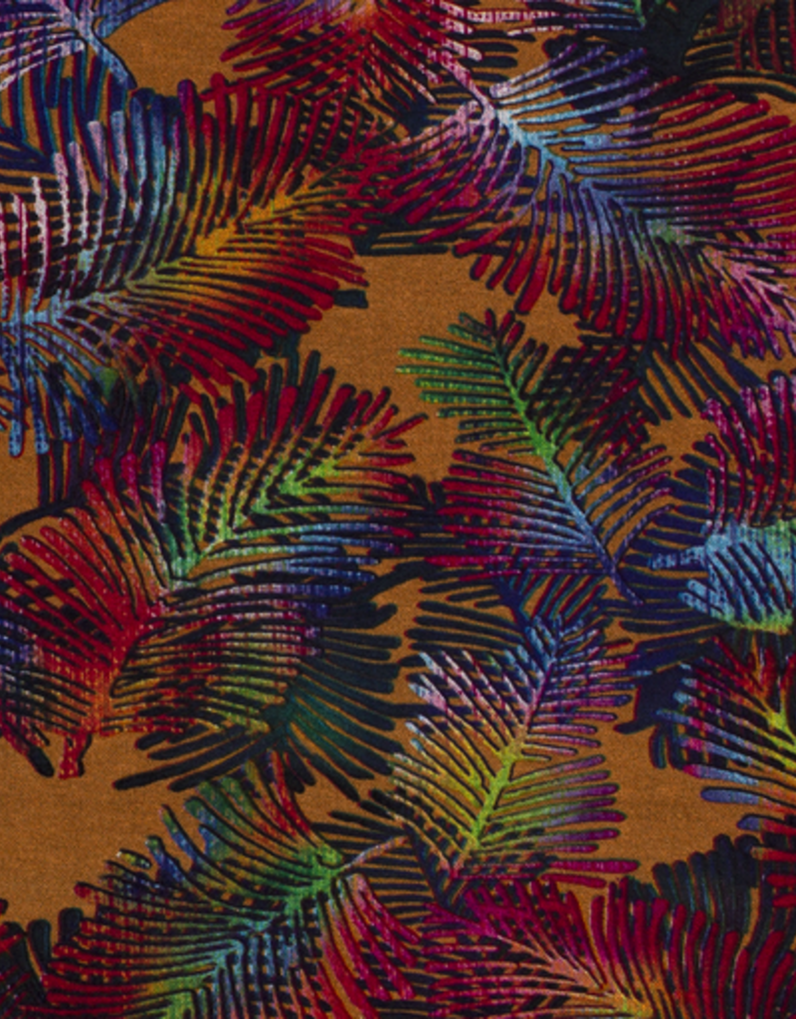 Nooteboom Discharge plants leafs ochre