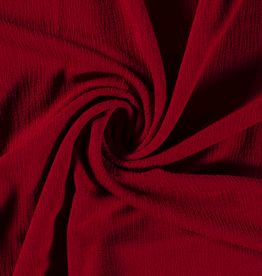 Nooteboom Structuurtricot rood