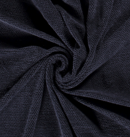 Nooteboom Chenille jeansblauw