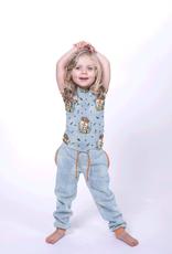 Jeans Look tricot light denim Sweet little Indiana Fox
