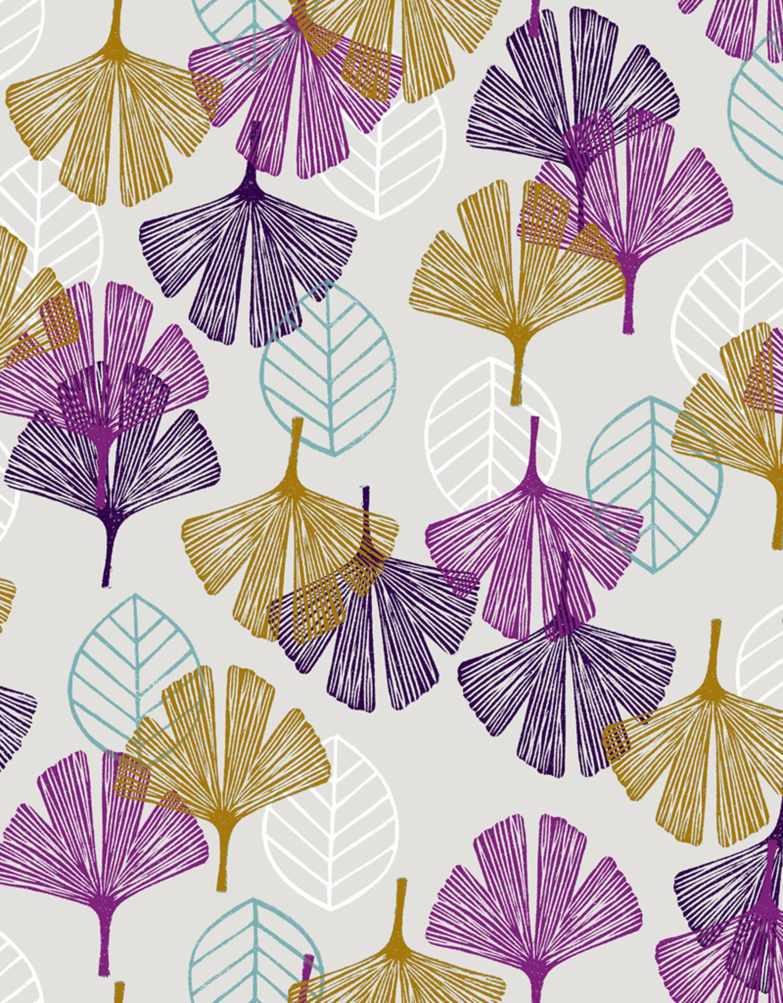 Happy day purple leafs