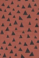 Hilco Beary Sweat triangle roest