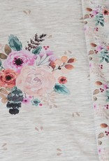 Hilco Romance panel tricot 55x150cm