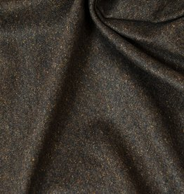 Hilco COUPON Cardiff 30 tweed bruin (100X160cm)