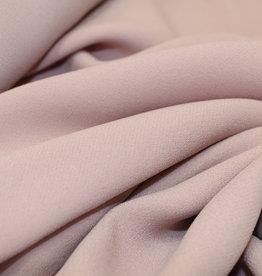 A La Ville Haute Couture Crepe oudrose