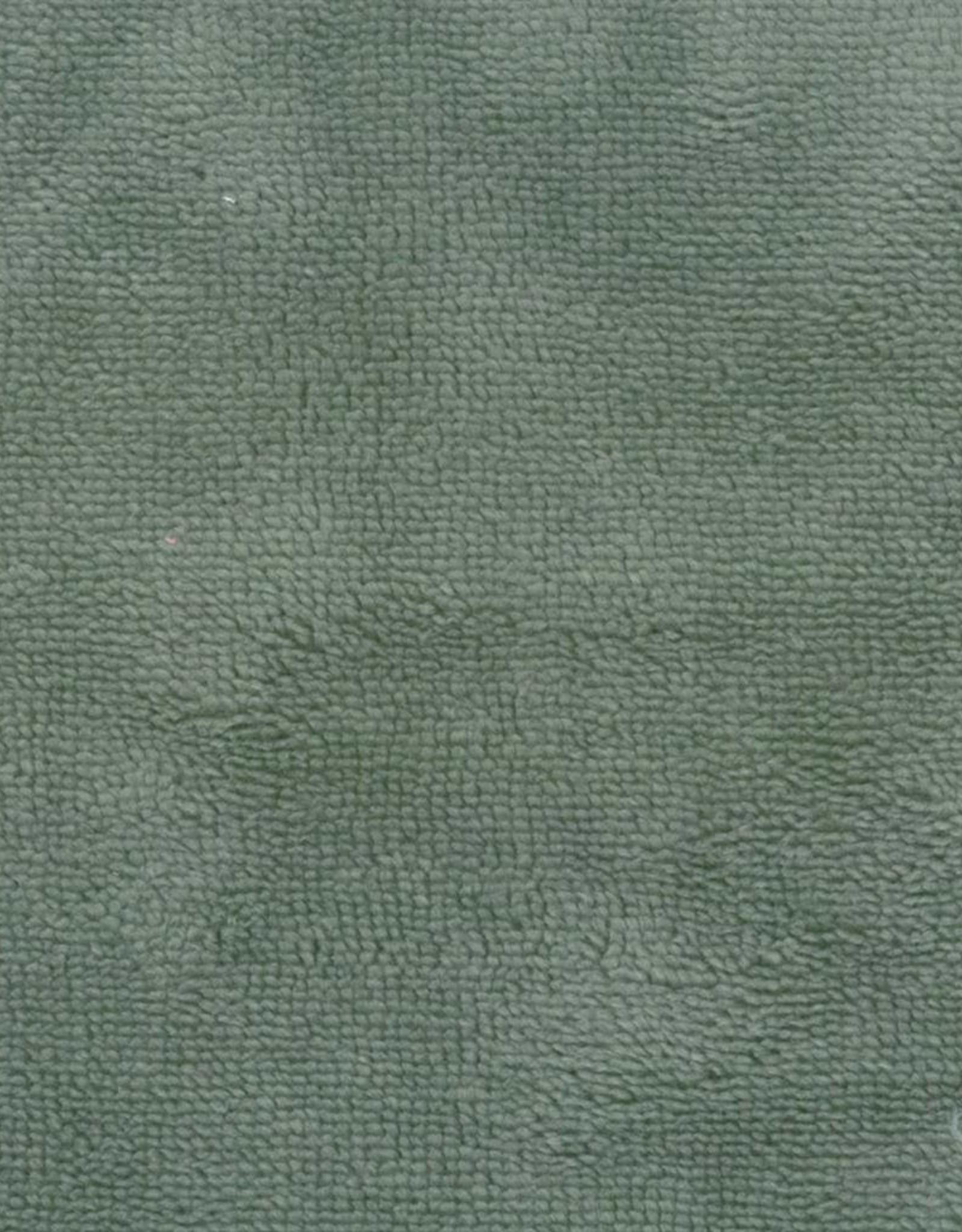 Domotex Bamboe micro terry badstof romarin mint