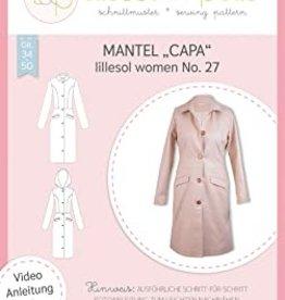Lillesol & Pelle Mantel Capa vrouwen no 27