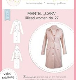 Mantel Capa vrouwen no 27