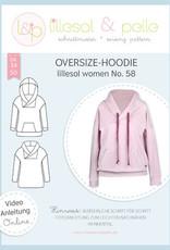 Oversize hoodie vrouwen no 58