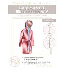 Badmantel no 6