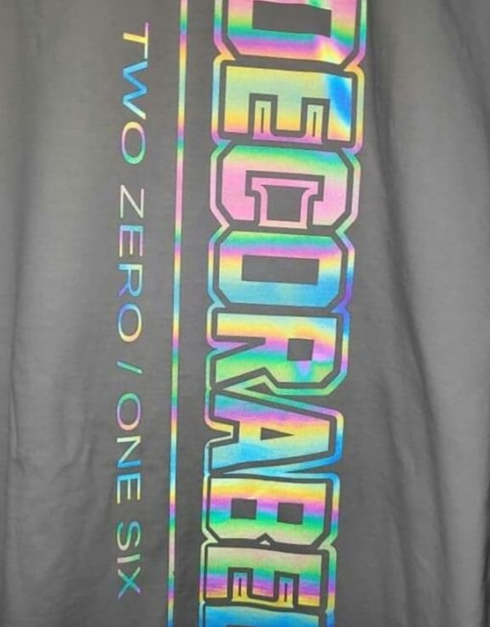 Flexfolie Reflec Rainbow per vel 20x25cm